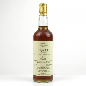 Clynelish 1965 Duthie for Corti 21 Year Old