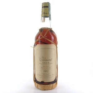 Clement 1952 Martinique Rhum