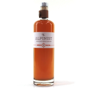 Alpinist 8 Year Old Single Cask Rum