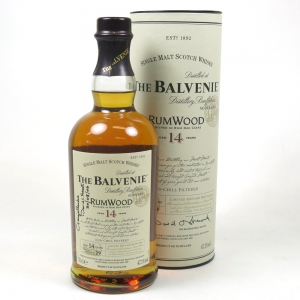Balvenie 14 Year Old Rum Wood