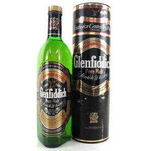 Glenfiddich Special Old Reserve 1980s / with Centenary Print