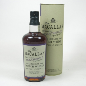 Macallan 1980 Exceptional Cask #4063
