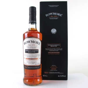 Bowmore 1999 Warehousemen's Selection 17 Year Old