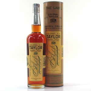 Colonel E.H Taylor Barrel Proof 2016 Release