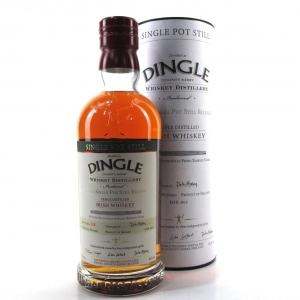 Dingle Pot Still Irish Whiskey / PX Sherry Cask