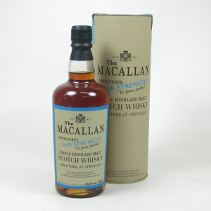 Macallan 1989 Exceptional Cask #552