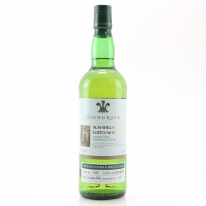 Laphroaig 2002 Highgrove 12 Year Old Single Cask #6076