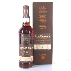 Glendronach 1990 Single Cask 20 Year Old #2268
