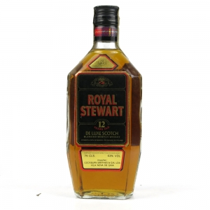 Royal Stewart 12 Year Old 1980s