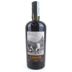 Caroni 1992 Full Proof Trinidad Rum 18 Year Old