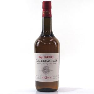 Roger Groult 3 Year Old Calvados Pays D'Auge