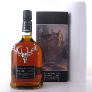 Dalmore 1995 Castle Leod / Including Print