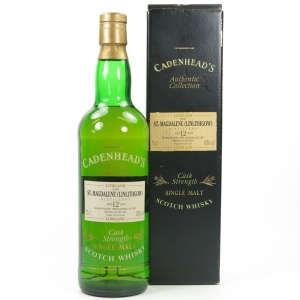 St Magdalene / Linlithgow 1982 Cadenhead's 12 Year Old