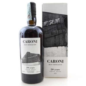Caroni 1992 20 Year Old Heavy Rum