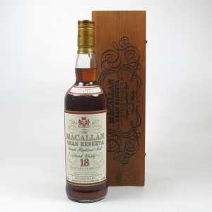 Macallan 1979 Gran Reserva 18 Years Old