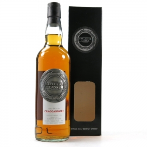 Cragganmore 1997 Exclusive Casks 14 Year Old