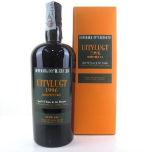 Uitvlugt 1996 Modified GS 18 Year Old Guyanan Rum