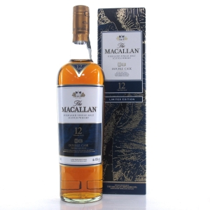 Macallan 12 Year Old Double Cask Limited Edition