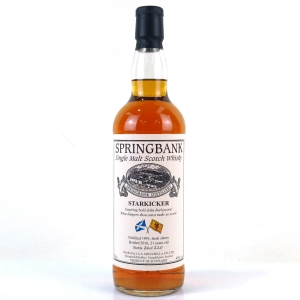 Springbank 1995 Single Cask 21 Year Old / Starkicker