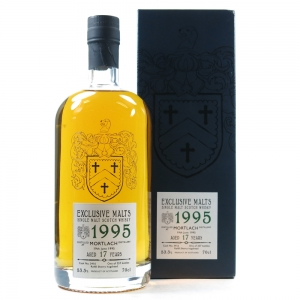 Mortlach 1995 Exclusive Malts 17 Year Old