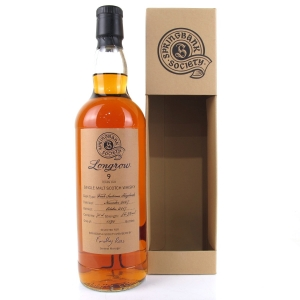 Longrow 2007 Fresh Sauternes Hogsheads 9 Year Old
