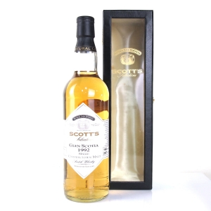 Glen Scotia 1992 Scott's Selection