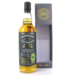 Glenburgie 1992 Cadenhead's 25 Year Old