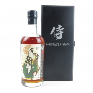 Karuizawa 1984 30 Year Old Single Cask #6432 / Samurai