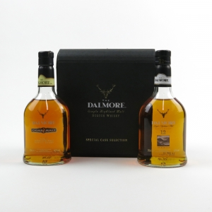 Dalmore Special Cask Selection Miniature Gift Pack / 2 x 20cl