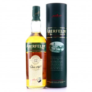 Aberfeldy 12 Year Old / The Artic Nip