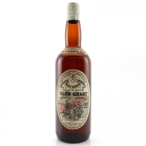 Glen Grant 10 Year Old 100 Proof 1950s