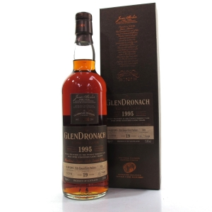 Glendronach 1995 Single Cask 19 Year Old #538