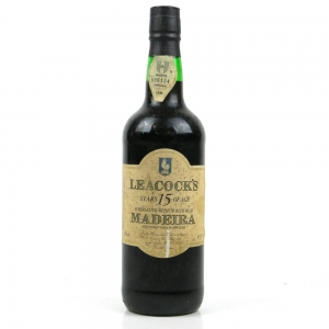Leacocks's 15 Year Old Madeira