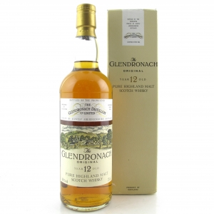 Glendronach 12 Year Old Original 1980s