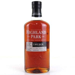 Highland Park 2002 Single Cask 14 Year Old #2121 / Sweden Exclusive