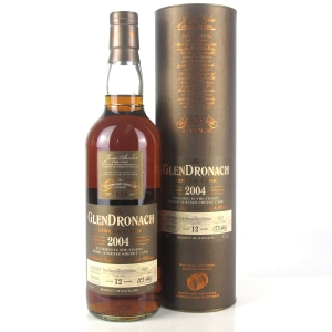 Glendronach 2004 Single Cask 12 Year Old #6627