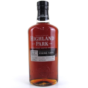 Highland Park 2002 Single Cask 14 Year Old #2544 / Viking Soul