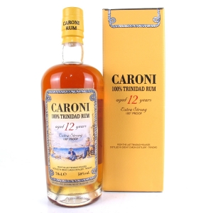 Caroni 2000 12 Year Old 100 Proof