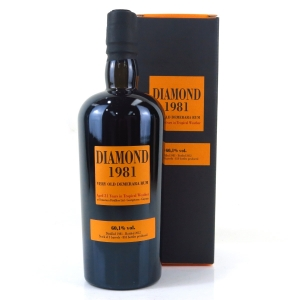 Diamond 1981 31 Year Old Demerara Rum