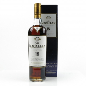 Macallan 18 Year Old 1992