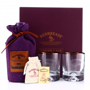 Redbreast 32 Year Old Dream Cask 50cl / including 2 x Glass