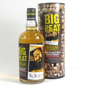 Big Peat Feis Ile 2017 Pals Limited Edition