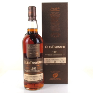 Glendronach 1991 Single Cask 24 Year Old #2683