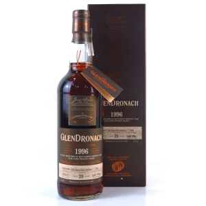 Glendronach 1996 Single Cask 20 Year Old #1485