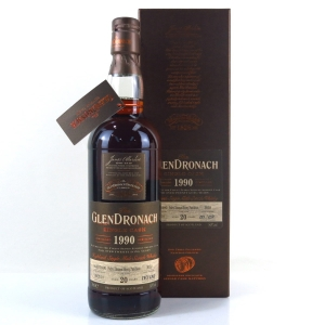 Glendronach 1990 Single Cask 20 Year Old #3059