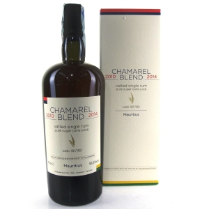 Chamarel 2010-2014 Vatted Single Mauritius Rum Agricole