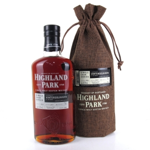 Highland Park 1989 Single Cask 16 Year Old #386 / Vintersolhverv