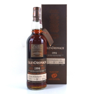 Glendronach 1994 Single Cask 21 Year Old #3274