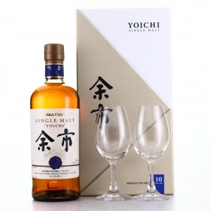 Yoichi 10 Year Old Gift Pack / including 2 x Glasses