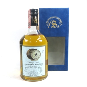 Port Ellen 1978 Signatory Vintage 23 Year Old
